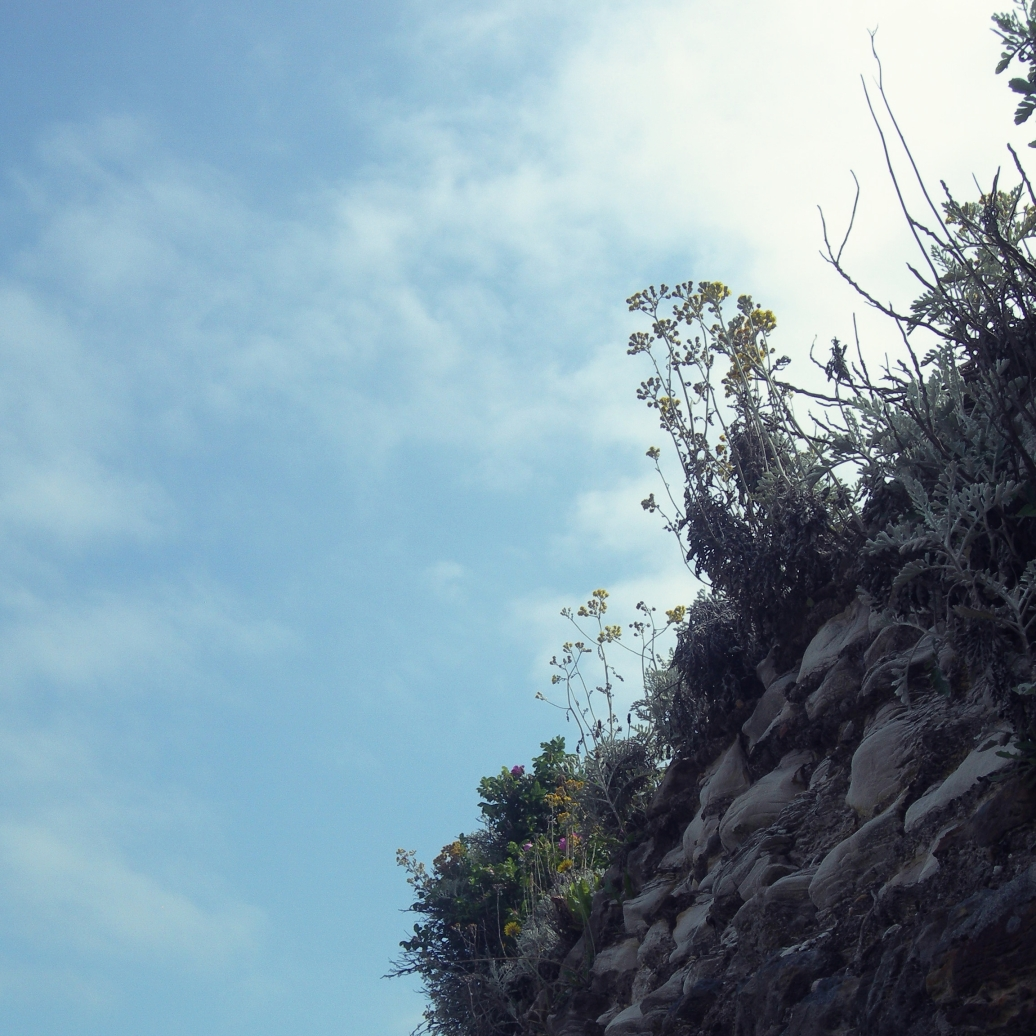 Himmel über Scarborough - Fototagebuch England – Scarborough